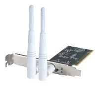 Intellinet Wireless 300N PCI Card (525176)